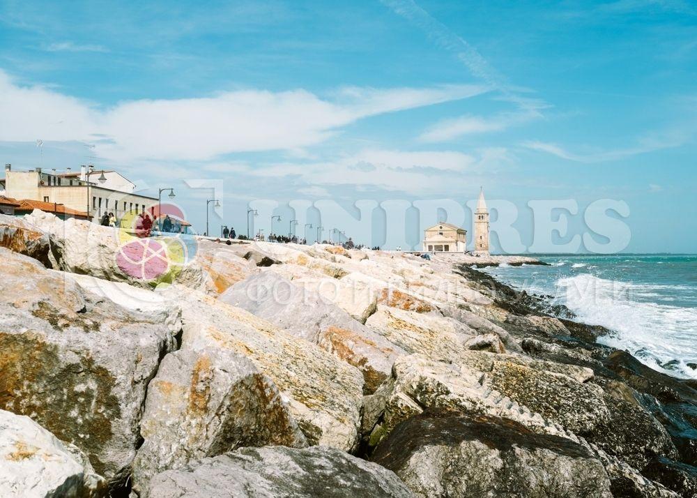Каорле снять домик у моря